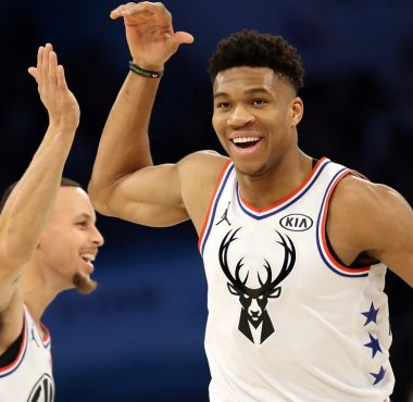 Giannis Antetokounmpo facts, Giannis Antetokounmpo all-star