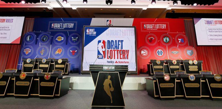 2020 NBA Lottery