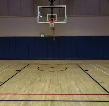 NBA Bubble Court Orlando Unveils 'Black Lives Matter' Paint Job
