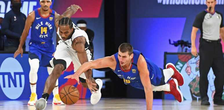 ROOKIES MADE IT INTO THE NBA ALL-STAR GAME