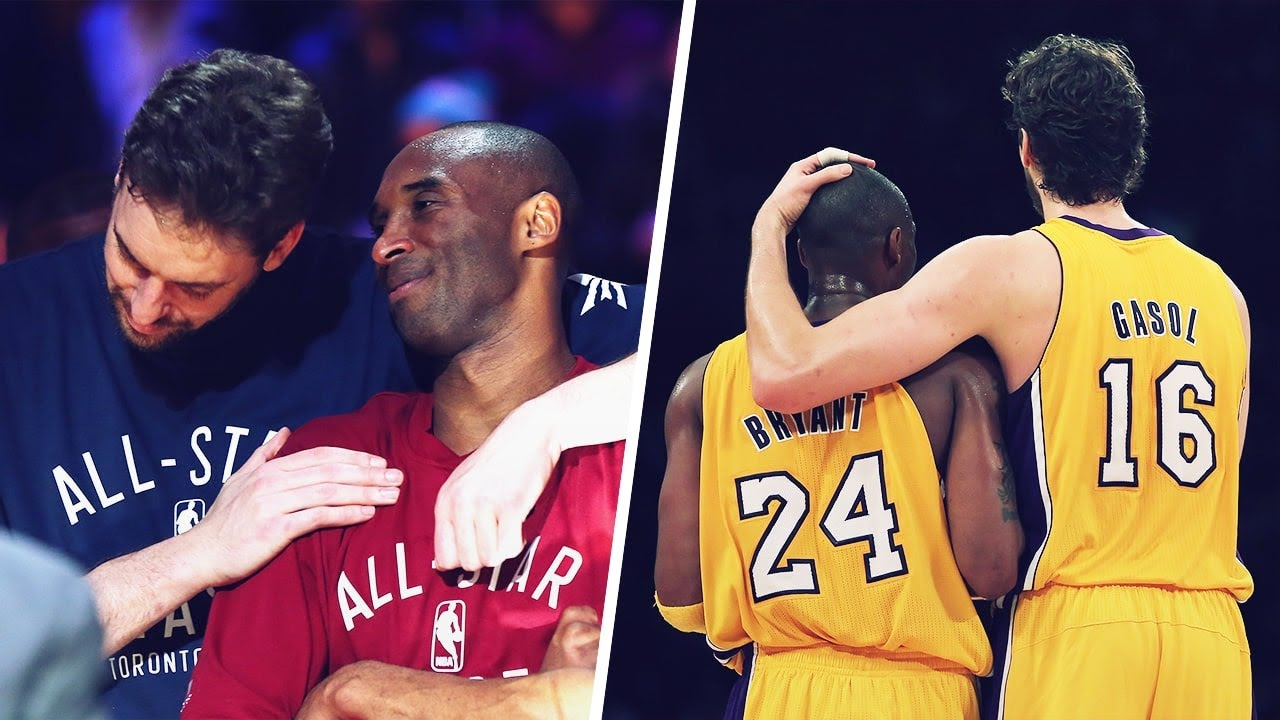 Vanessa Bryant Shares an Emotional Message on Pau Gasol's Birthday