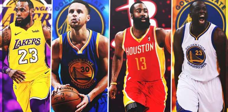 best NBA players right now