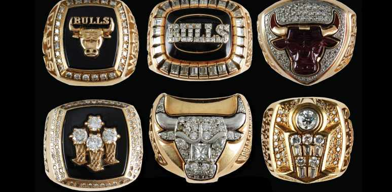 Chicago Bulls: All six-championship ring up for auction worth $255,840