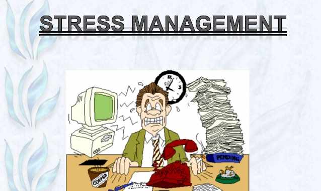 Effective Tips For Anxiety And Stress Management