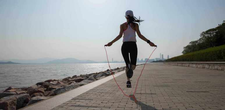 health benefits of a Jumping Rope