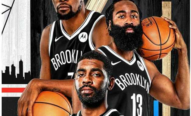 Are the Brooklyn Nets favorites for the NBA crown