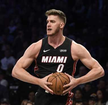 Meyers Leonard gets suspended